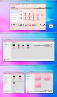 Japan Sweet {K10000a09} theme Iconpackager by k1000adesign