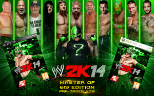 WWE 2K - Master Of 619 Edition by xXMAGICxXxPOWERXx