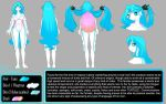 Character sheet - Coral by Dr-Innocentchild