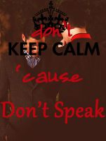 Don't keep clam by Kurtfan
