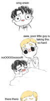 omg erwin((CH49SPOILER)) by Magicpills