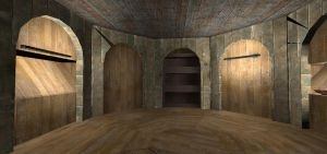 Half-Life 2 Myst Mod test 3a: Library by Agent-G245