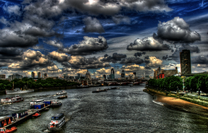 London HDR by rorymac666