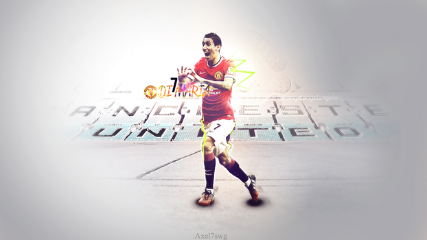 Di Maria by 7Axel7