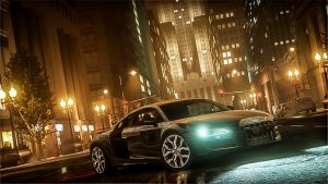 Audi ... (Need for Speed: The Run) by GhostedMan