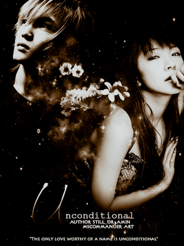 Unconditional Poster by JJANGNAx