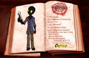 Otherworlde: Orpheo 3nd Term by distantShade