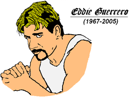 Eddie Guerrero Tribute by true-redemption88