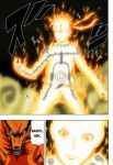 Naruto 499: The Nine Tails Fox's Power by IIYametaII
