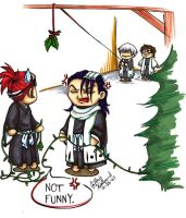 Byakuya's Christmas Special by AthelLoren-wardancer