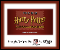 """The Big """"HP"""" Art Collab by Woody-Lindsey-Film"""