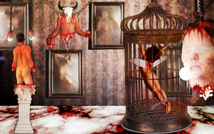 Macabre Museum, A Killer's Collection by MeloCardio