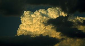 black clouds + silver linings by lucifersdream