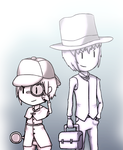 The Adventures of Lil Holmes by shadeJZ