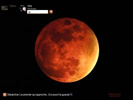 Lunar Eclipse Logon by walaf