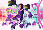 Go, Go RAINBOW ROCKS !!! by MLP-FIM24