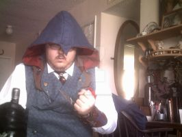 Assassin's Creed - French Revolution 1 by AzraelFallen18