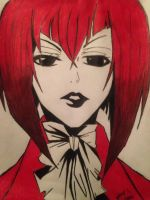 Madam Red by born-for-this