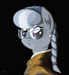 Filly with a Pearl Earring by sgtgarand