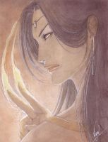 Watercolors :: Elandra by Vyrhelle-VyrL