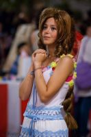 Aerith Gainsborough by YunieBlossomCosplay