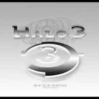 Halo 3 Dock icon by Victomized