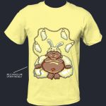 Woot Shirt: Rub for Luck by MeteoDesigns