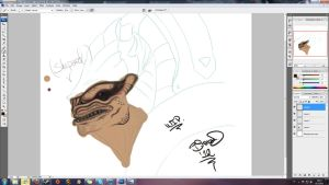 Wrex WIP by zimpo