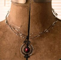 A Vampire's Necklace by ElegantlyEccentric