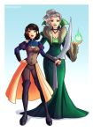AU Snow and the Queen by HollyBell