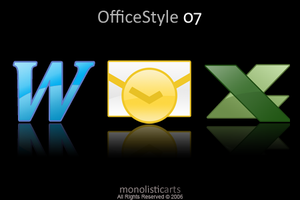 OfficeStyle 07 PNG by monolistic