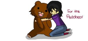 For the Pedobear by chicgurl95