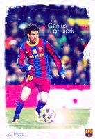 Messi - Genius At Work by sohailykhan94