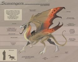Scavenger - Species Sheet by Ulario