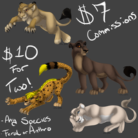 Commission Sale by TruLion