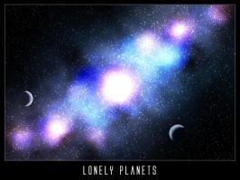 lonely planets by oNh
