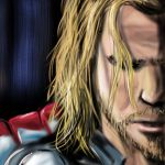 Thor of Asgard by malfunction321