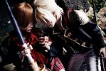 [Final Fantasy Type-0] My heart dried my tears by HAN-Kouga