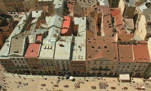 Lviv from above 9 by julismith