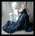 Caught in a web 12 by Lisajen-stock