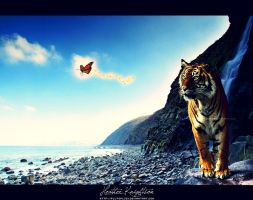 Shere Khan by plutoplus1