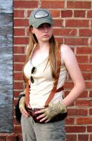 Claire Resident Evil 002 by SomewhatSavvy