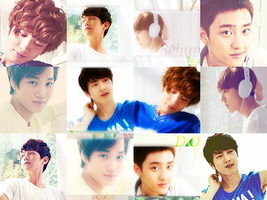 EXO K Icon Batch by Zaphri