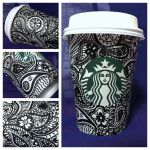 Starbucks Cup Doodle #7 by isnani