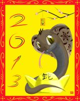 Year of the Snake by lordvader914