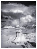 Bisti Squall by chasingmagiclight