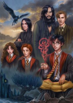 HarryPotter: PrisonerOfAzkaban by daekazu