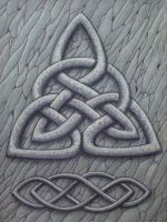 Triangle-knot-03 by mac2010