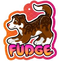 Fudge the Inflatable Greater Swiss Chocolate Lab by Crazdude