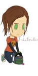 TLOU: Ellie by Cuineth
